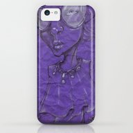 Purple iPhone 5c Slim Case