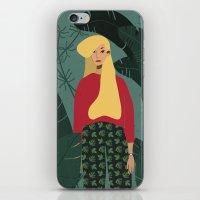 Somewhere@ iPhone & iPod Skin