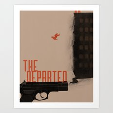 The Departed Art Print