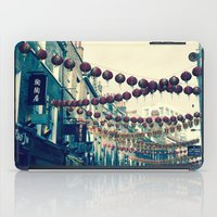 London Chinatown iPad Case
