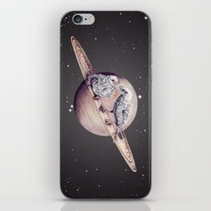 Space Sparrows iPhone & iPod Skin