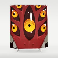 Chai Shower Curtain