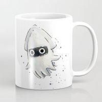 Blooper Watercolor Mug