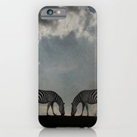 iPhone & iPod Case featuring On  the Hill by TaLins