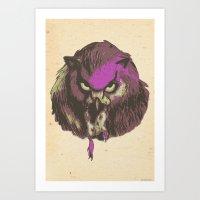 Color Burst #2 Art Print