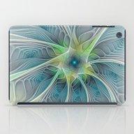 Flourish Fantasy, Abstra… iPad Case