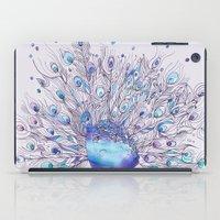 Glory Days - Purple iPad Case