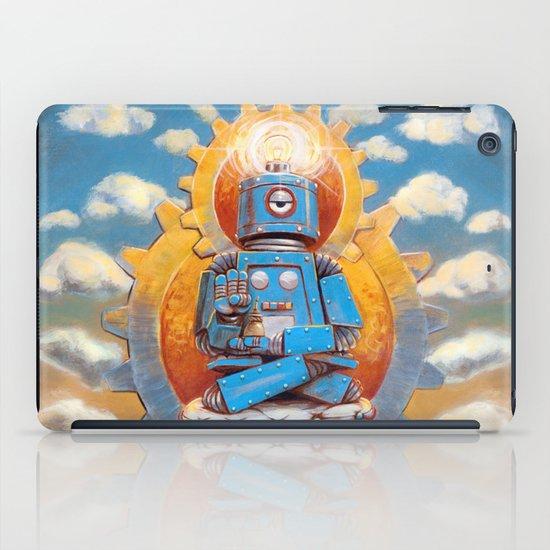 Buddha Bot v5  iPad Case