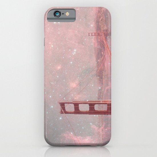 Stardust Covering San Francisco iPhone & iPod Case