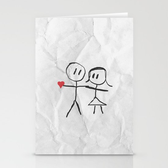 Marry me  Stationery Card