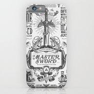 Legend Of Zelda Vintage … iPhone 6 Slim Case