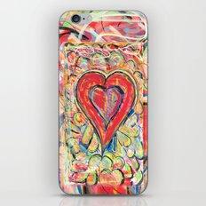 Jasper Heart iPhone & iPod Skin