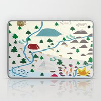 summer camp Laptop & iPad Skin