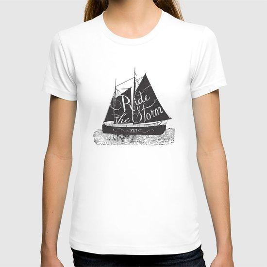 Ride The Storm II T-shirt