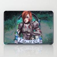 I Should Go (color) iPad Case