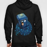 Doctor Who At Arch Of Ti… Hoody