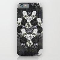 Flower Kaleidoscope iPhone 6 Slim Case