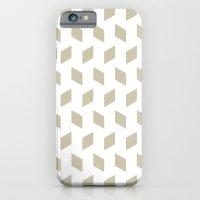 rhombus bomb in tidal foam iPhone 6 Slim Case