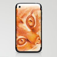Open Your Eyes iPhone & iPod Skin