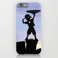 Captain Kid iPhone 6 Slim Case