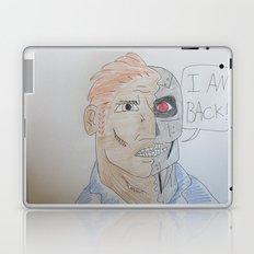 Bootleg Series: Cyborg Future Guy Laptop & iPad Skin