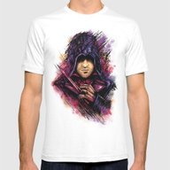 T-shirt featuring The Face by Fathi