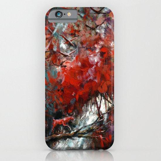 kızıl orman iPhone & iPod Case