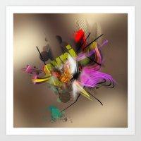 My O.V.N.I Art Print