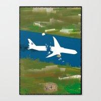 Lost - Season 1 Canvas Print