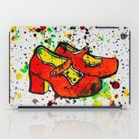 Shoe-Be-Do 1 iPad Case