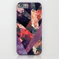 ROSES IN THE GALAXY iPhone 6 Slim Case