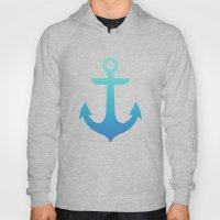 Nautical Knots Ombre Hoody