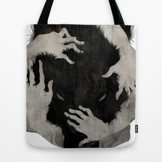 Wild Dog Tote Bag