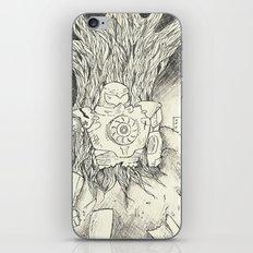 Litho Mecha iPhone & iPod Skin