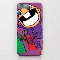 Alien Evasion iPhone 6 Slim Case