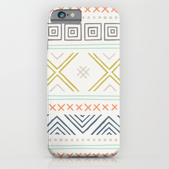 Into the West - in Mixed Earthtones iPhone & iPod Case