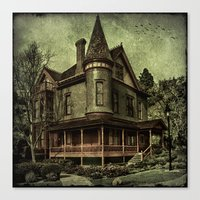 Californian Victorian Canvas Print