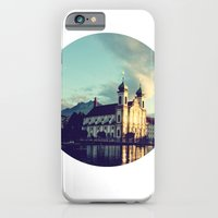 iPhone & iPod Case featuring Lucerne by Rebecca Mcmillan