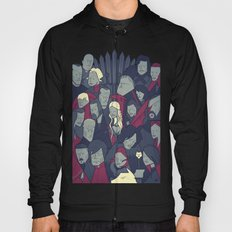 Ice and Fire Hoody