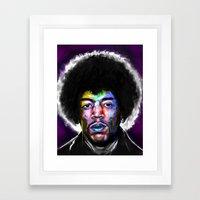 Experienced  Framed Art Print