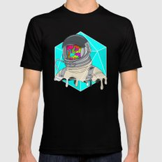 Psychonaut - Light SMALL Mens Fitted Tee Black
