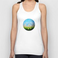 Mother Nature Unisex Tank Top