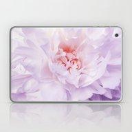 Peony #7 Purple Wave Laptop & iPad Skin