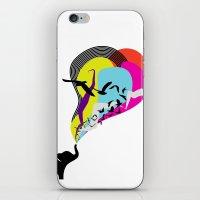 The Elephant's Dream iPhone & iPod Skin