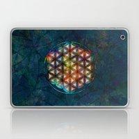 The Flower Of Life Symbo… Laptop & iPad Skin