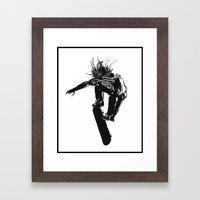 Flip Framed Art Print