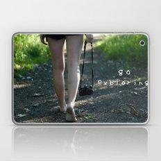 Explore the Unexplored. Laptop & iPad Skin