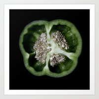 Bell Pepper Art Print