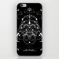 Darth Vader On Acid iPhone & iPod Skin