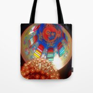 Tote Bag featuring This Little Light Of Min… by Angela Mayotte